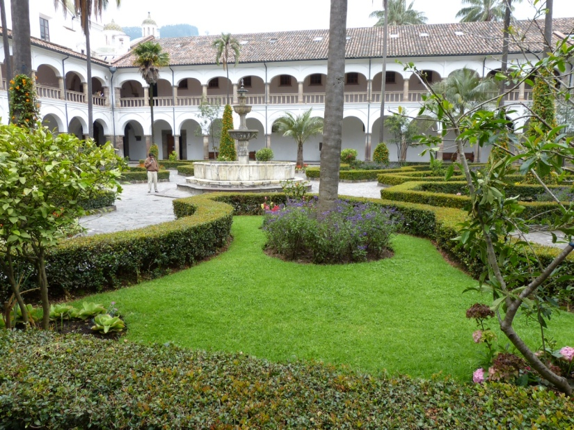 Images of Quito, day1