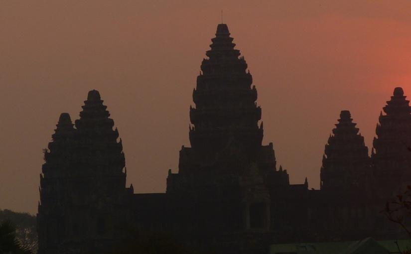 Angkor Wat atDawn