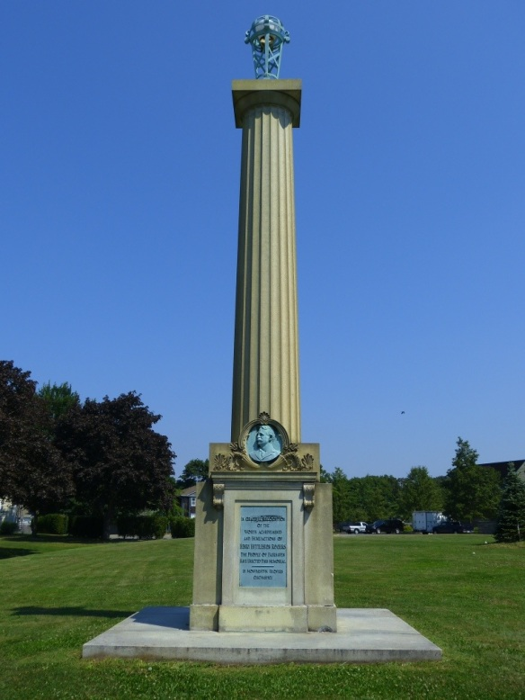 Henry Huttleston Rogers Memorial on Huttleston Avenue