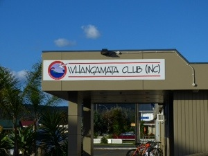 The club in Whangamata