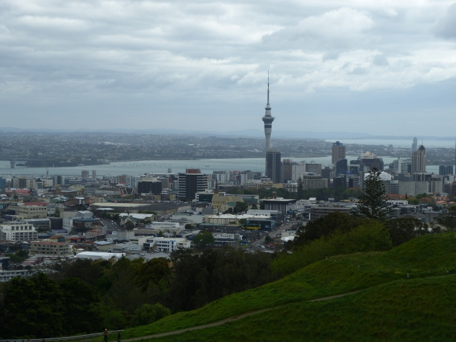 Auckland, Viewed from One Tree Hill