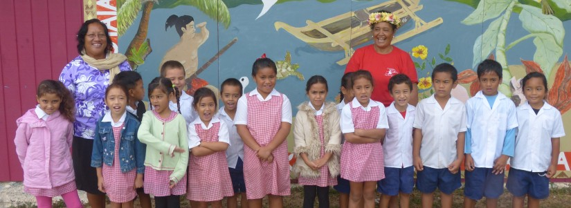 Global Volunteers, Cook Islands