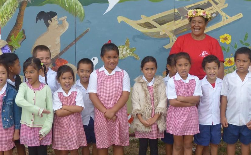 Global Volunteers, CookIslands