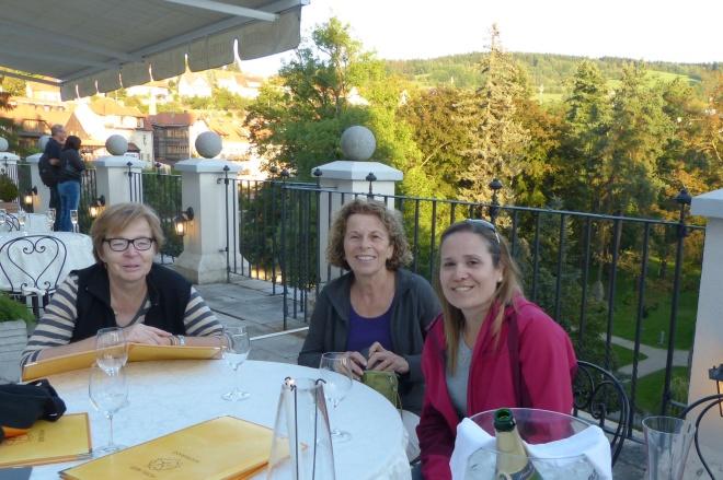 Karen, Beth and Susan