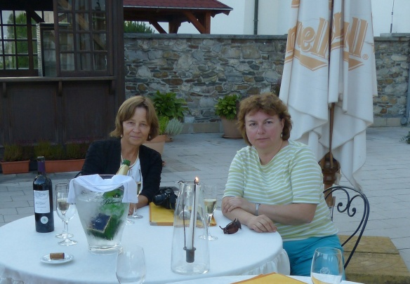 Diane and Karen