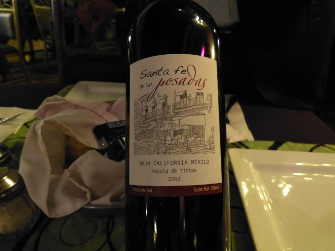 Mexican wineries?  Who knew their wine could be so delicious?