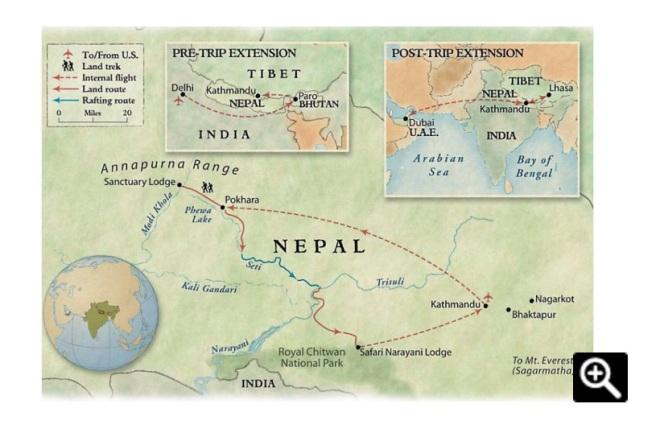 Overseas Adventure Travel Itinerary