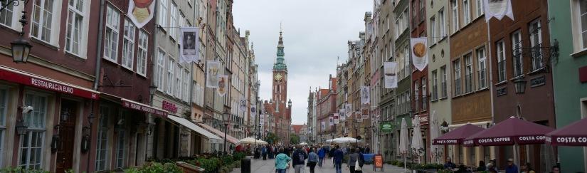 Gdynia and Gdansk,Poland