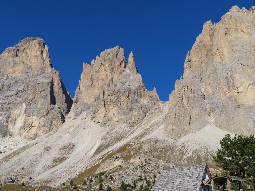 The Four B's: Brixen, Bressanone, Bolzano, Bassano delGrappa