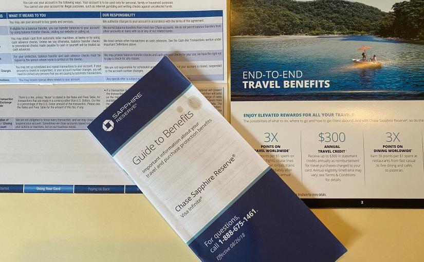 Trip Insurance Update