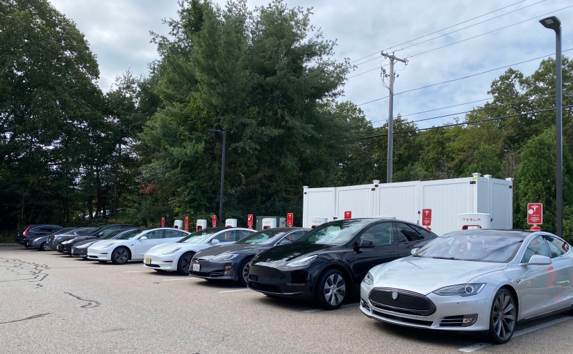 The Tesla Chronicles – 2. Charging
