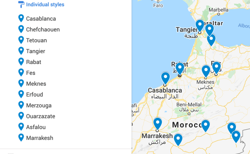 Morocco, FINALLY!